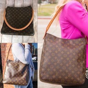 🔥❤️RARE❤️🔥 zipper shoulder bag Louis Vuitton